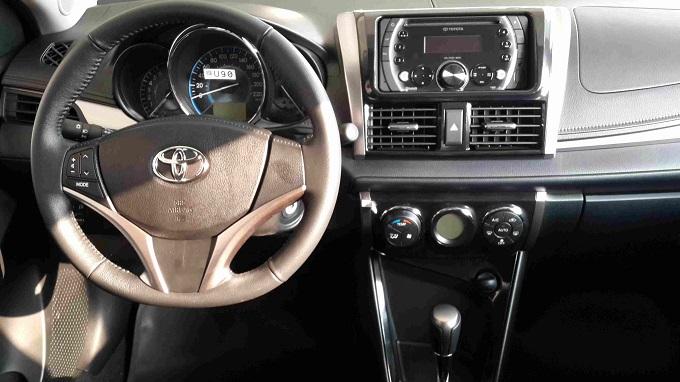 Vô lăng Toyota Vios 1.5G 2016