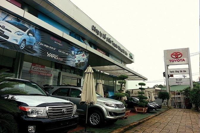 Toyota Dong Sai Gon, Toyota Go Vap