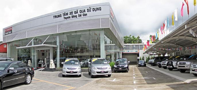 Toyota Đông Sài Gòn, Toyota Đã qua sử dụng