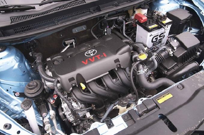 Động cơ Toyota Vios 1.5E 2016